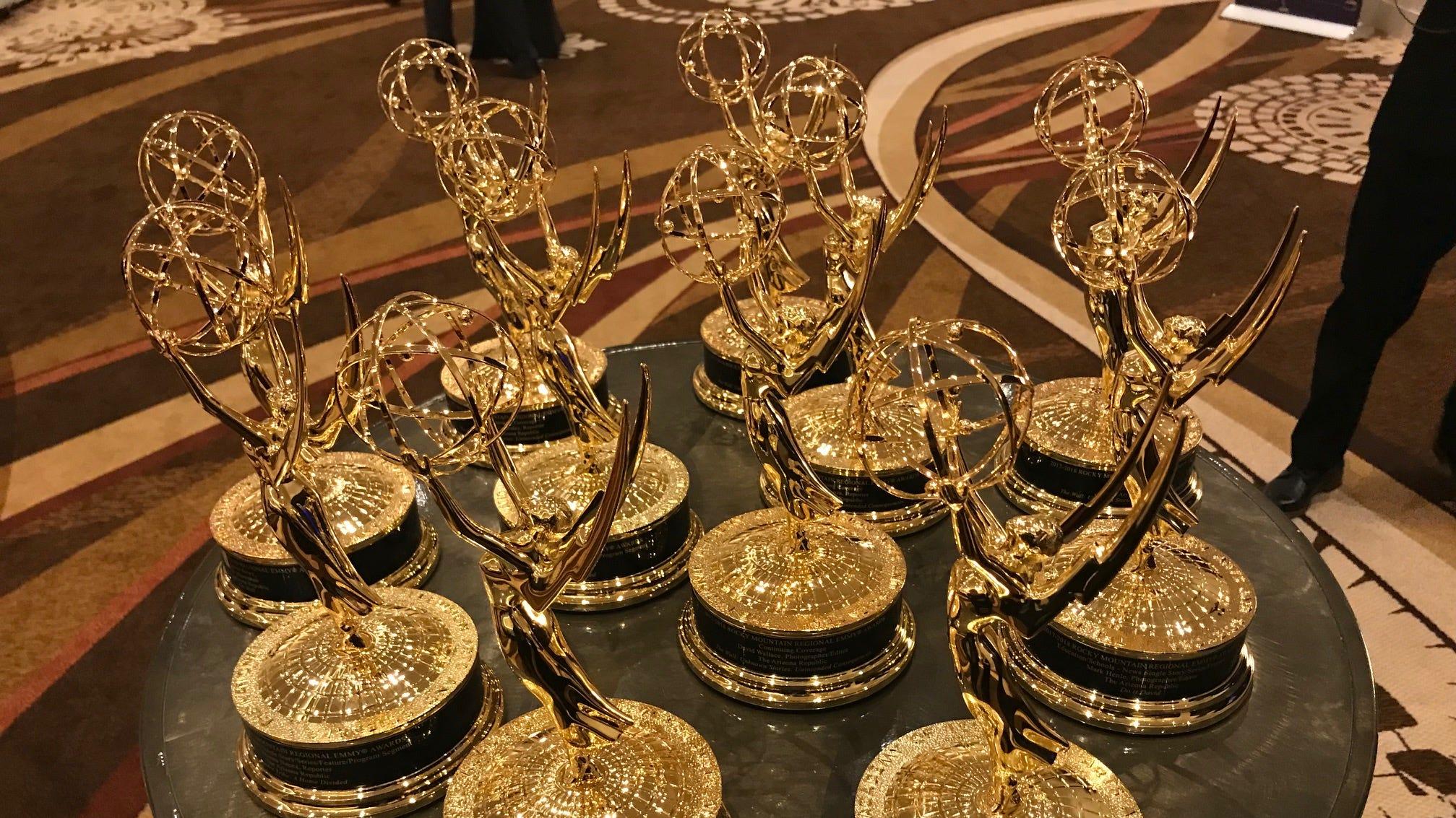 Arizona Republic staffers win 5 at annual Rocky Mountain Emmy Awards