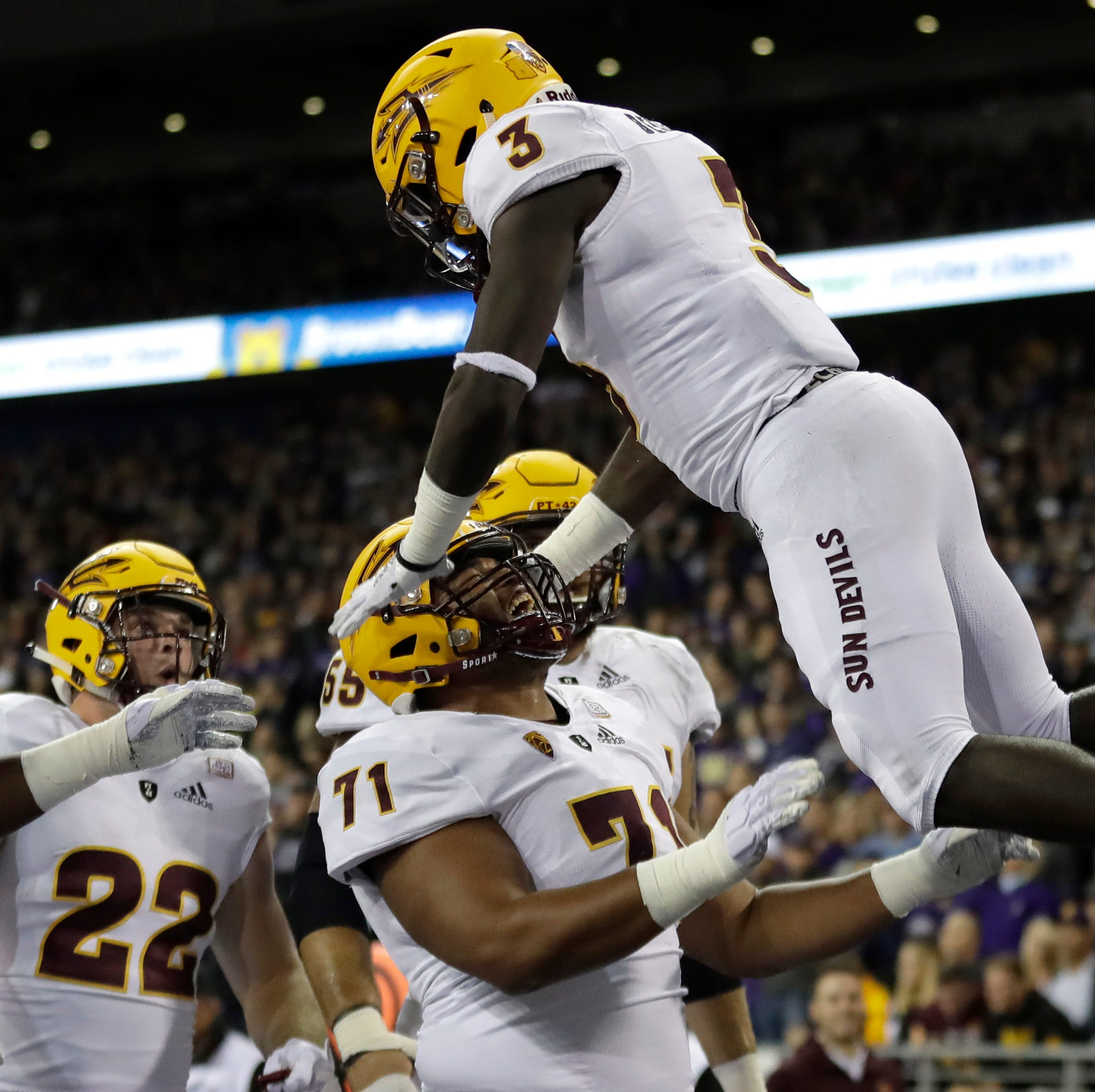 ASU football rewind: Takeaways, grades, stats and analysis from loss at Washington