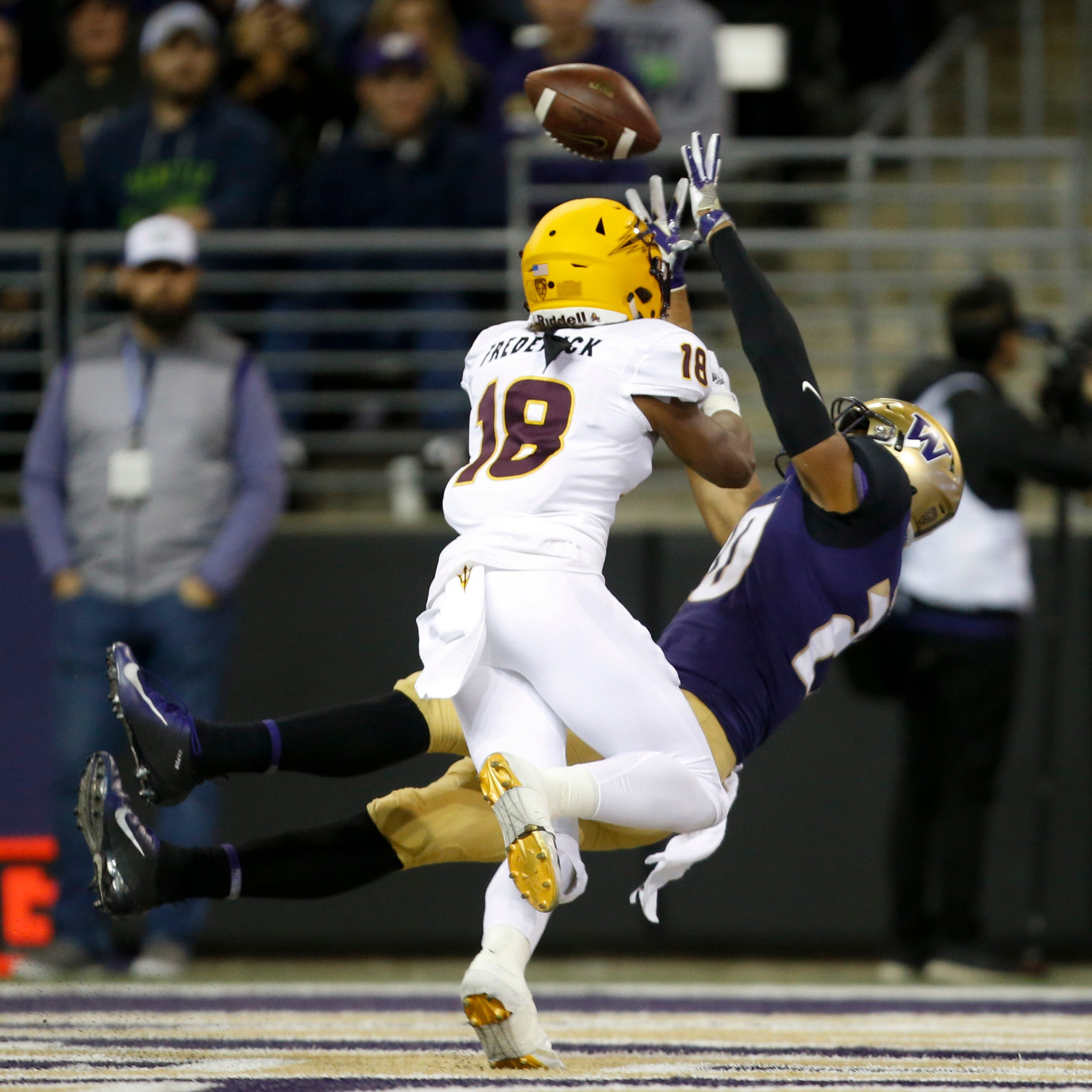 Live updates: ASU football trails Washington after third quarter