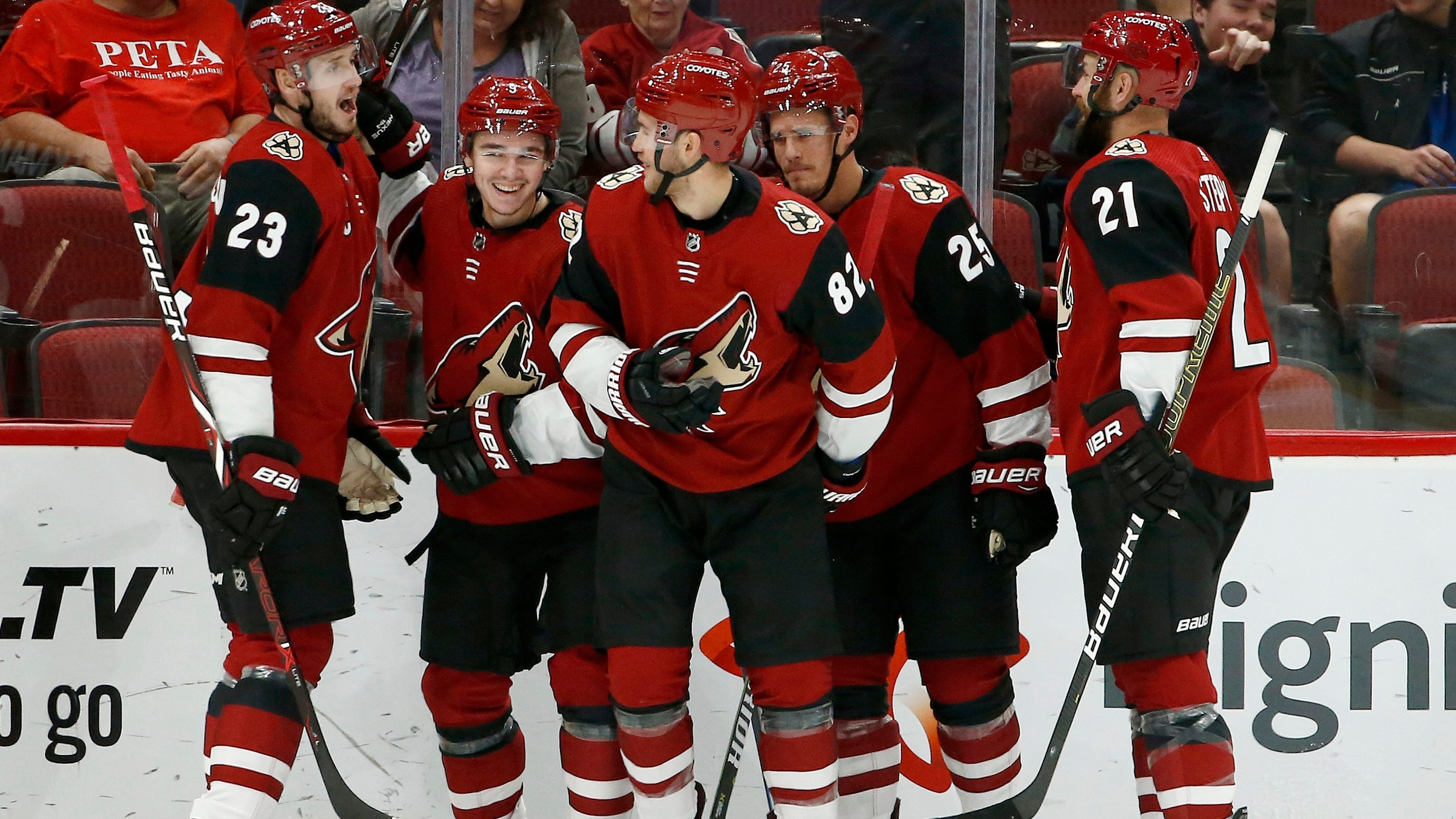 Arizona Coyotes training camp  5 players who have stood out 1f8cb9baa