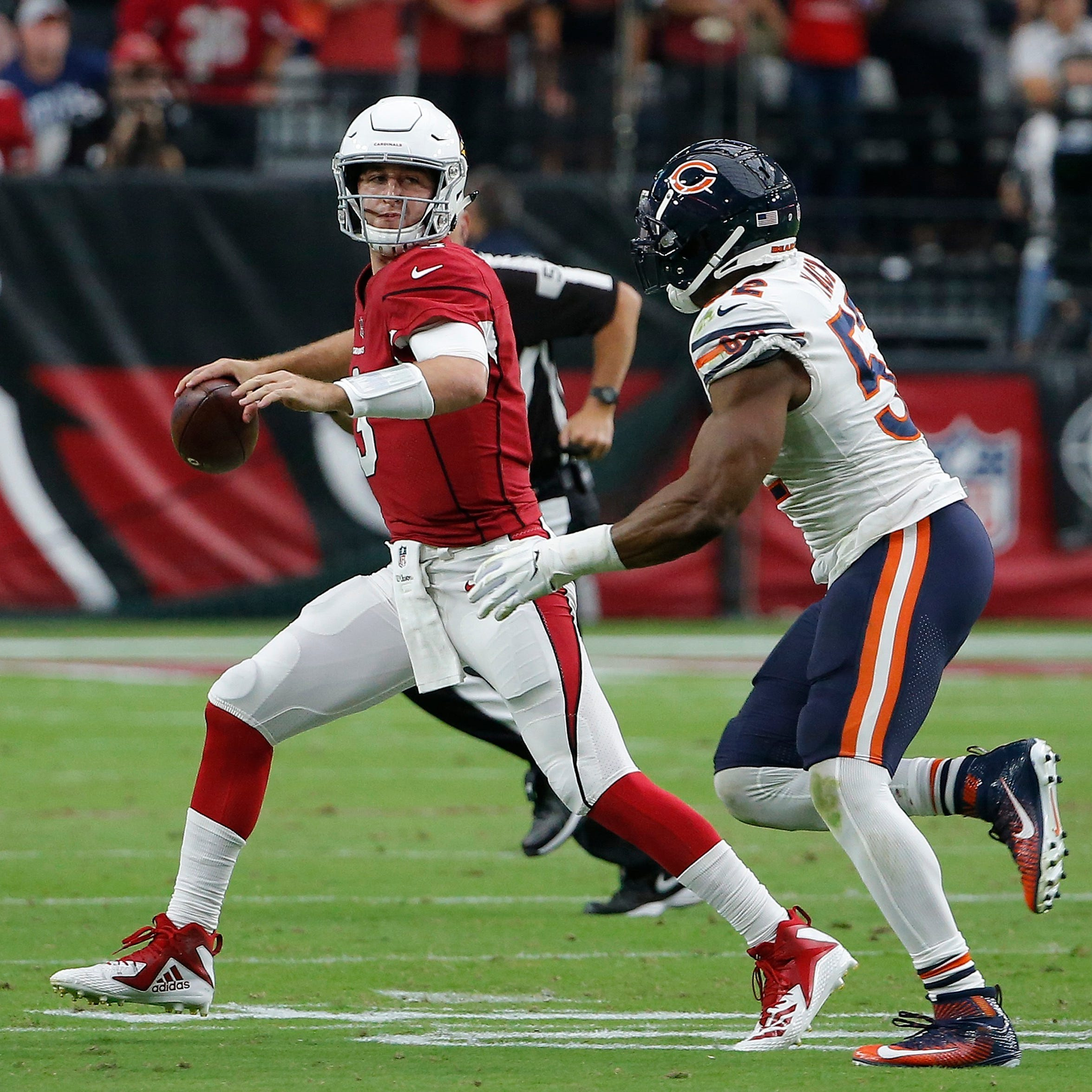 Instant replay: Arizona Cardinals fall to Chicago Bears in Josh Rosen's debut