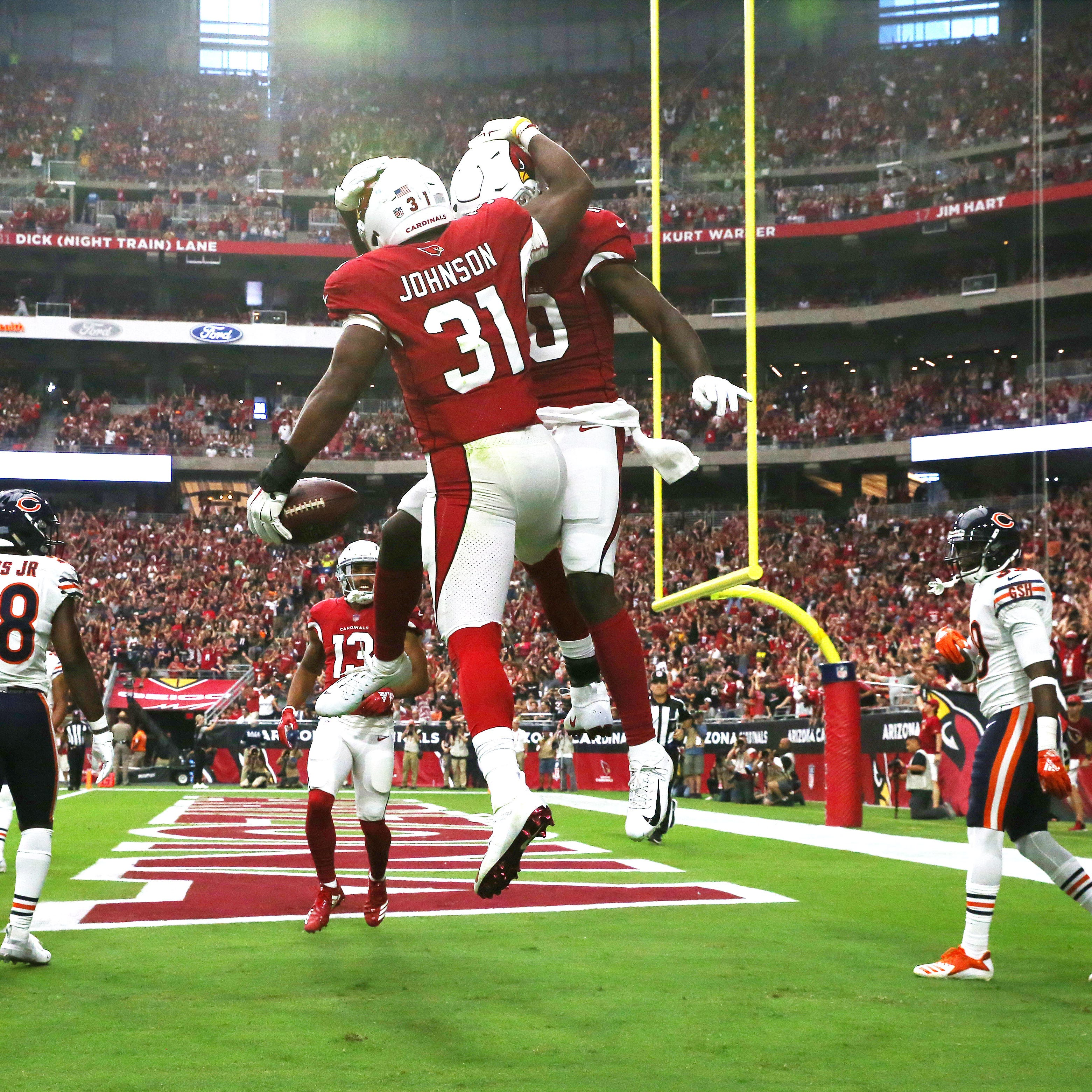 Arizona Cardinals vs. Chicago Bears: Live updates from NFL Week 3