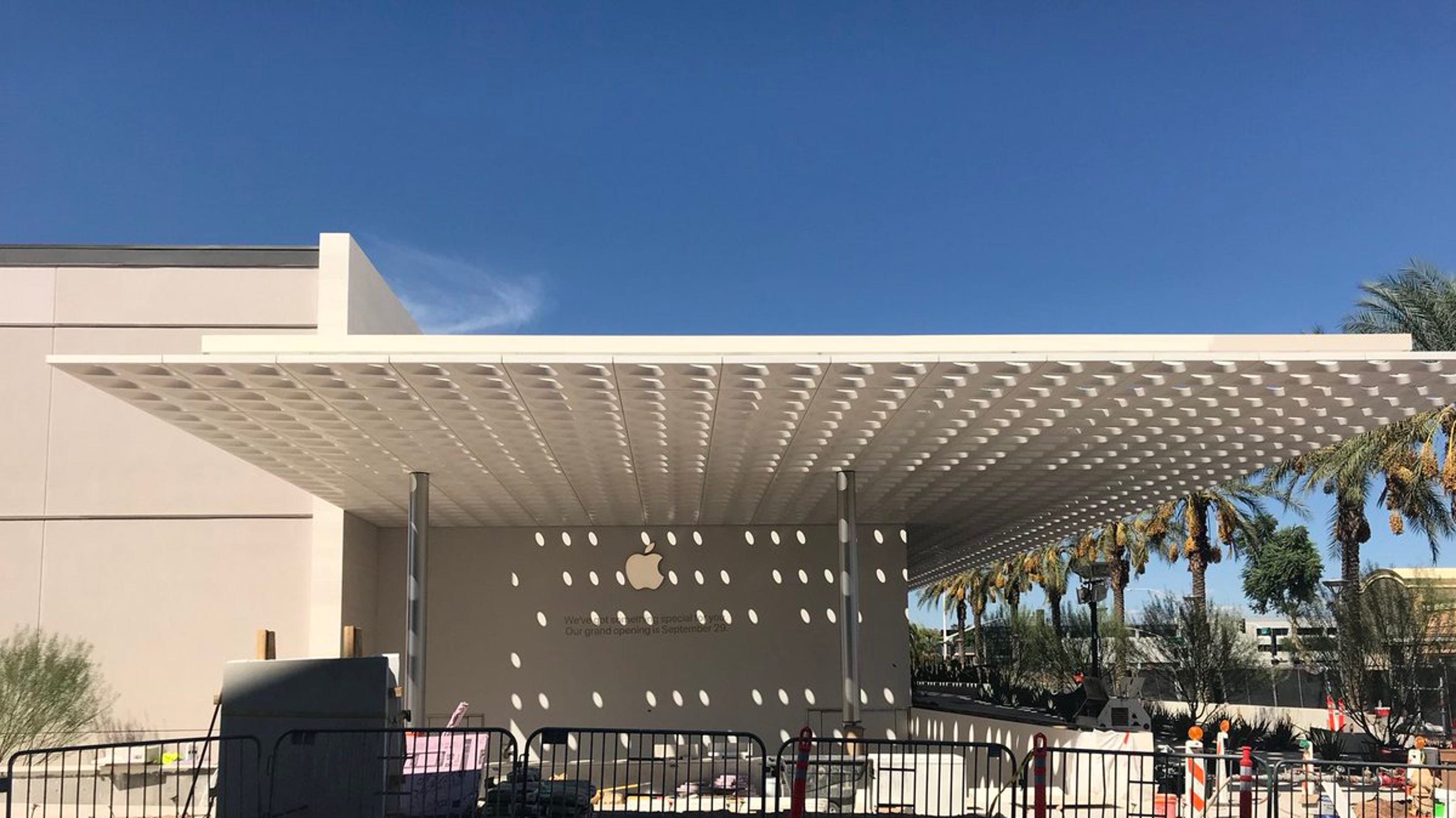 Apple to open newest store at Scottsdale Fashion Square this week