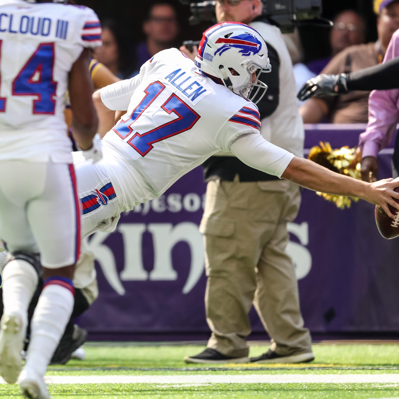 Live updates: Buffalo Bills 27, Minnesota Vikings 0