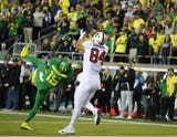 After leading 24-7, Oregon falls to Stanford 38-31 in overtime. / Wochit