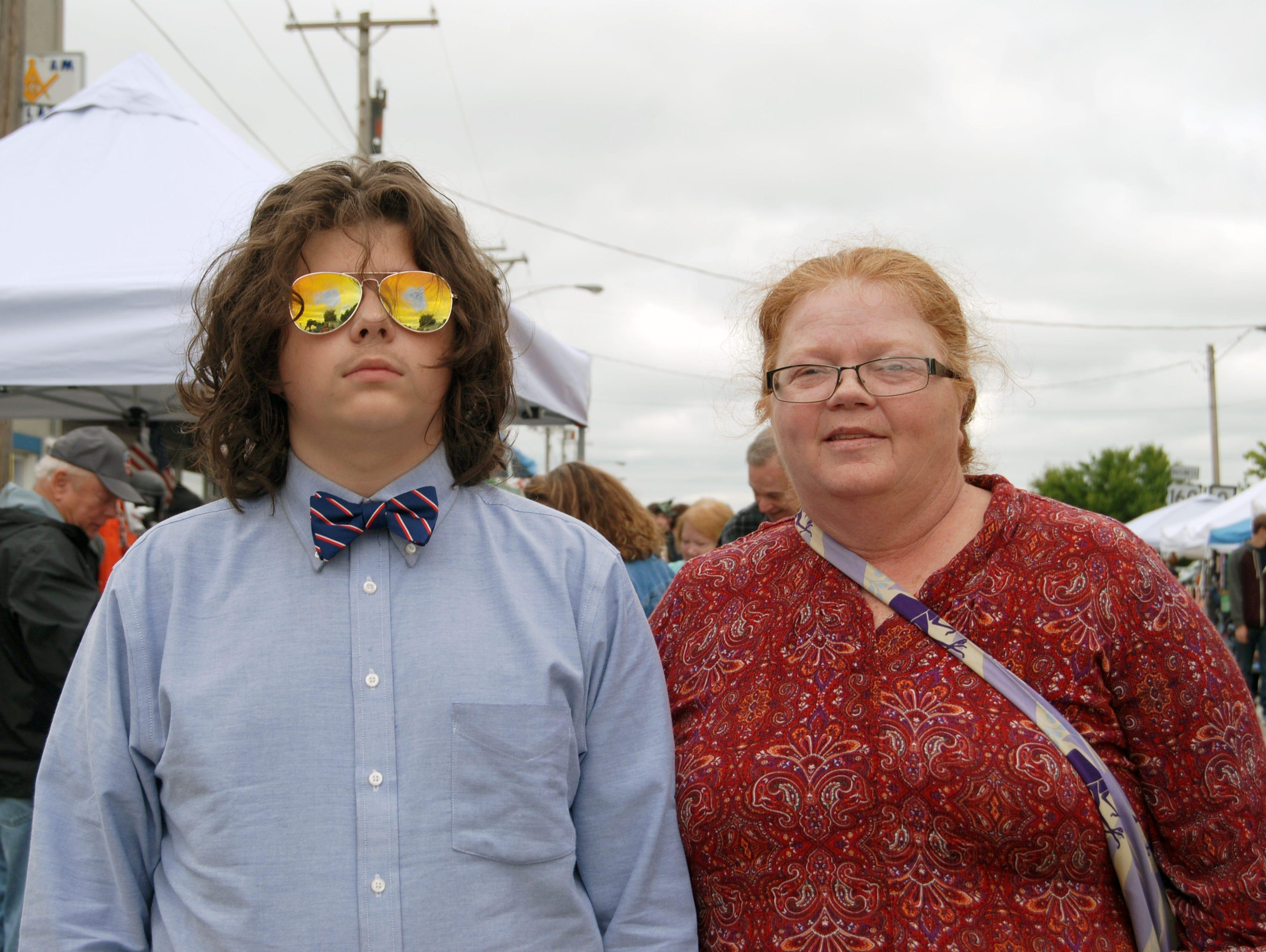 Gaston and Debbie Frey