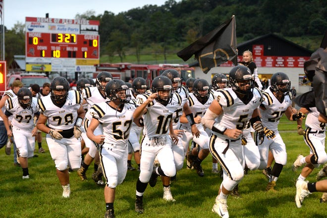 Buffalo Gap is one of three area teams in action this weekend, the first week of the VHSL playoffs.