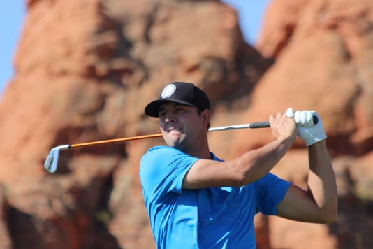 2018 Sand Hollow Open Champ Taylor Montgomery