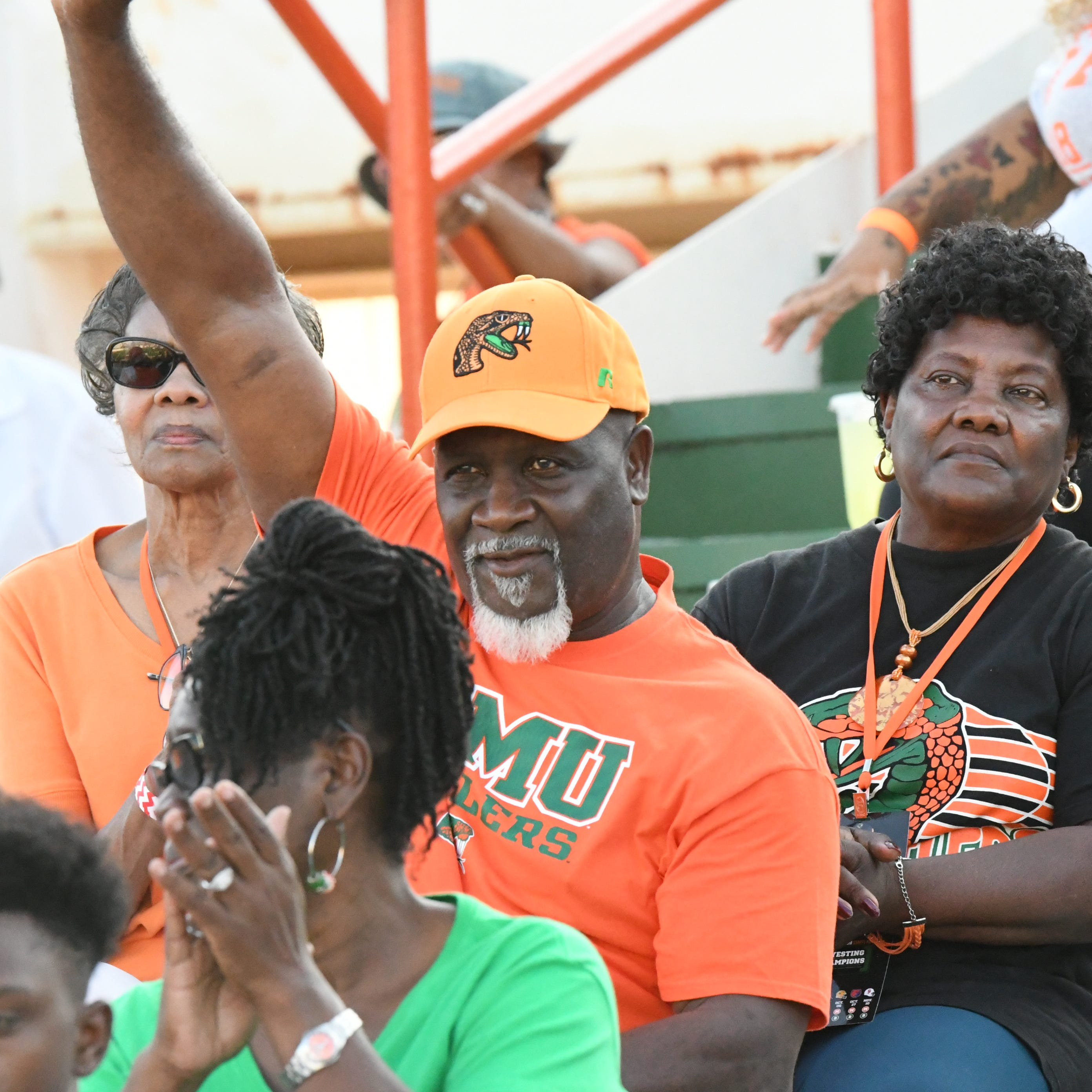 FAMU ranks third in home attendance in FCS