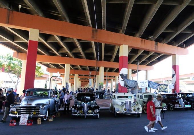 Lincoln Park Day Sunday - Car show sunday