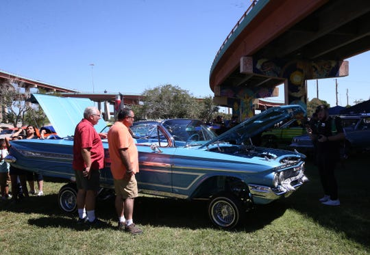 Come see cars of all vintages at the Madison Car Show on Saturday, Oct. 6, 2018.