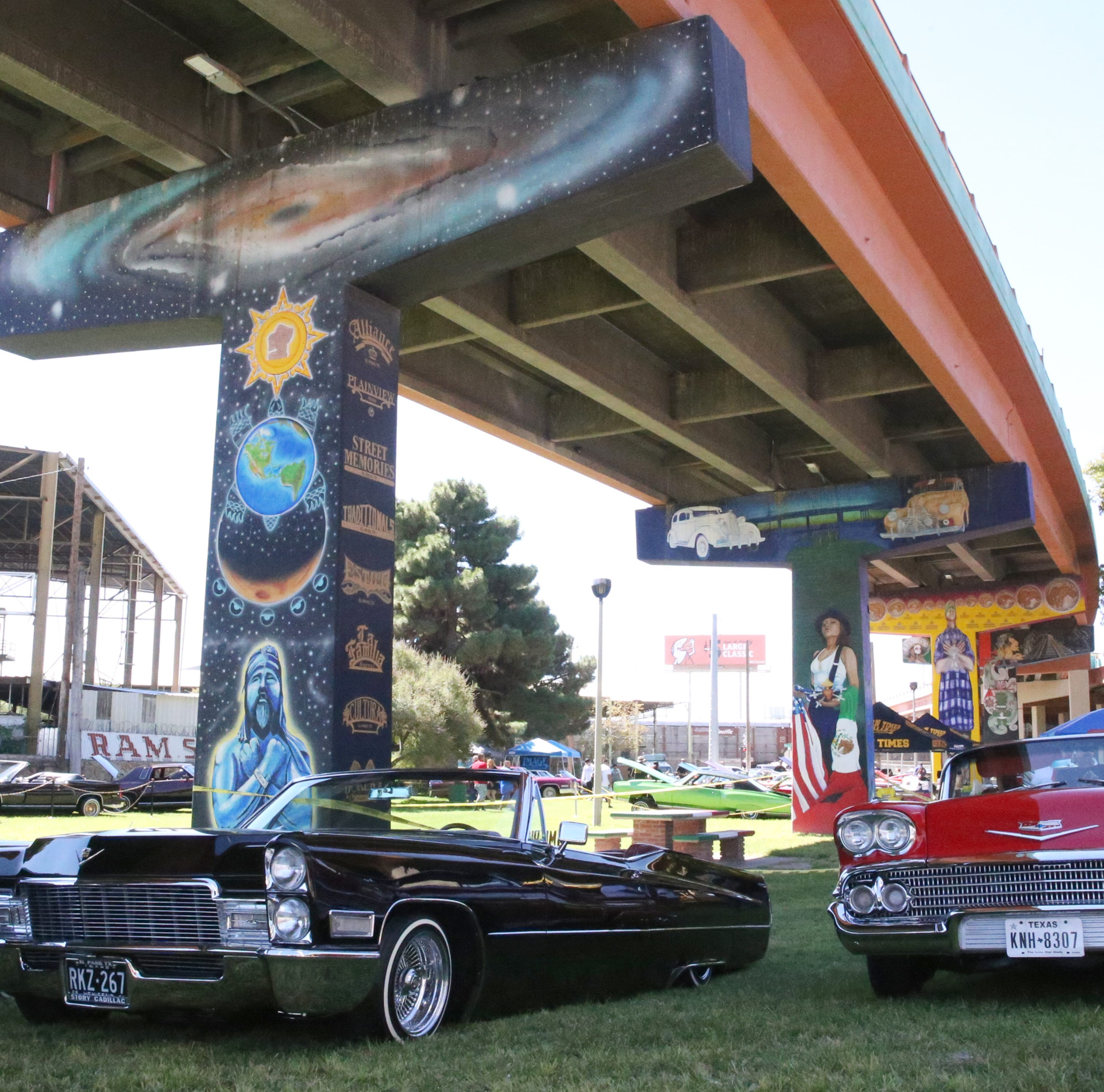 Classic cars, lowriders shine at 2018 Lincoln Park Day car show Sunday in El Paso
