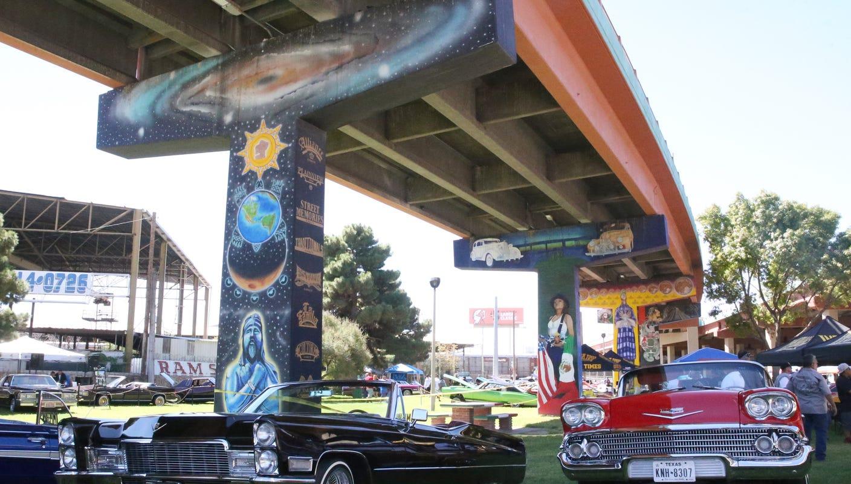 Lincoln Park Day Car Show In El Paso - Lowrider car show san francisco 2018