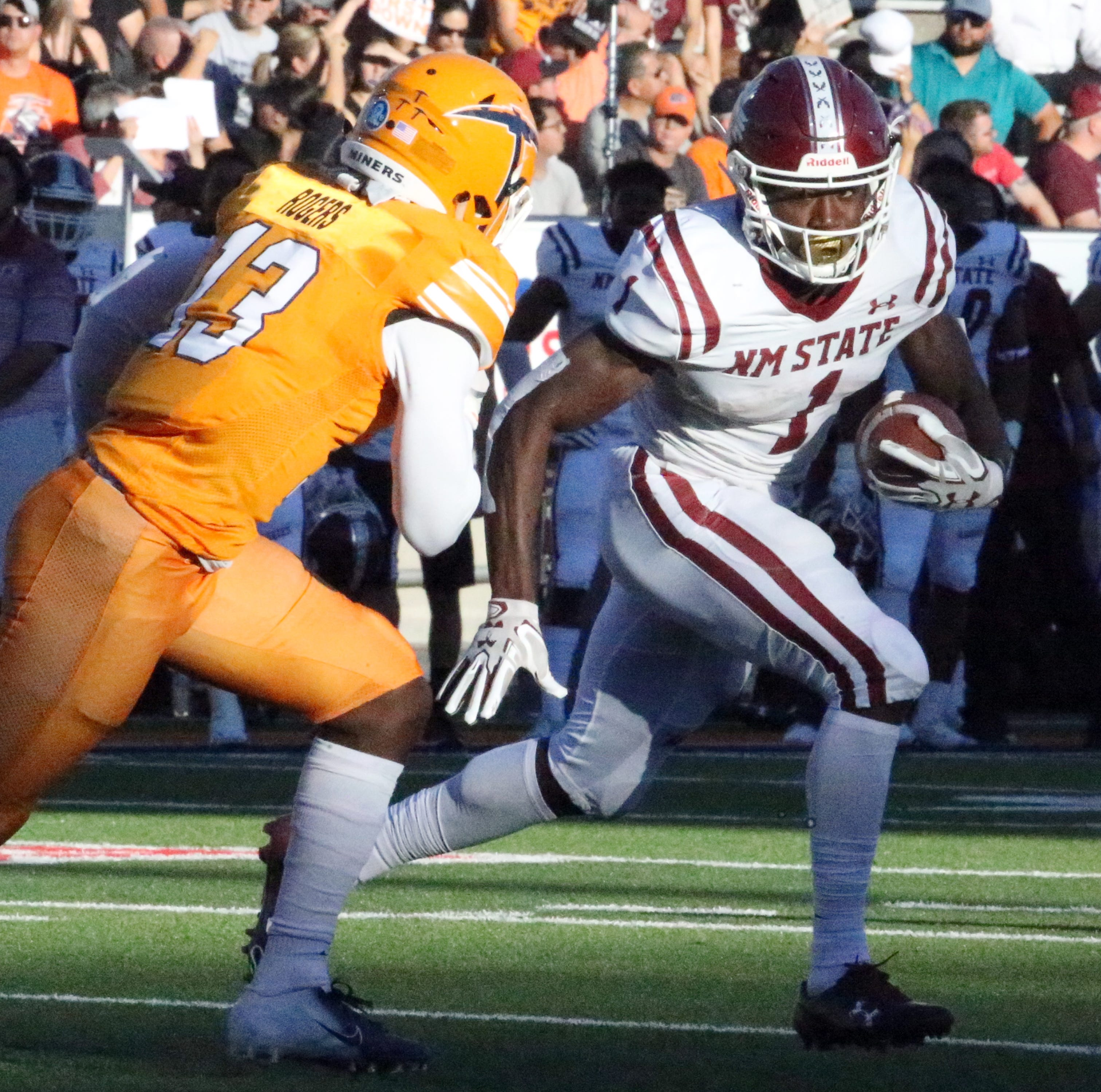 New Mexico State knocks off UTEP for first win of season