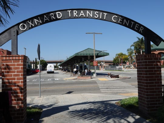 Oxnard Transit Center