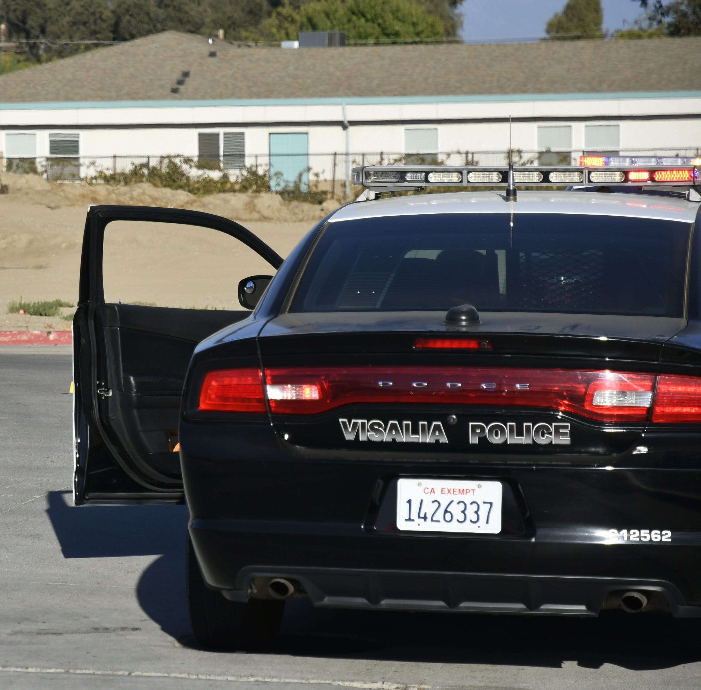 UPDATE: Visalia police identify suspect in officer-involved shooting