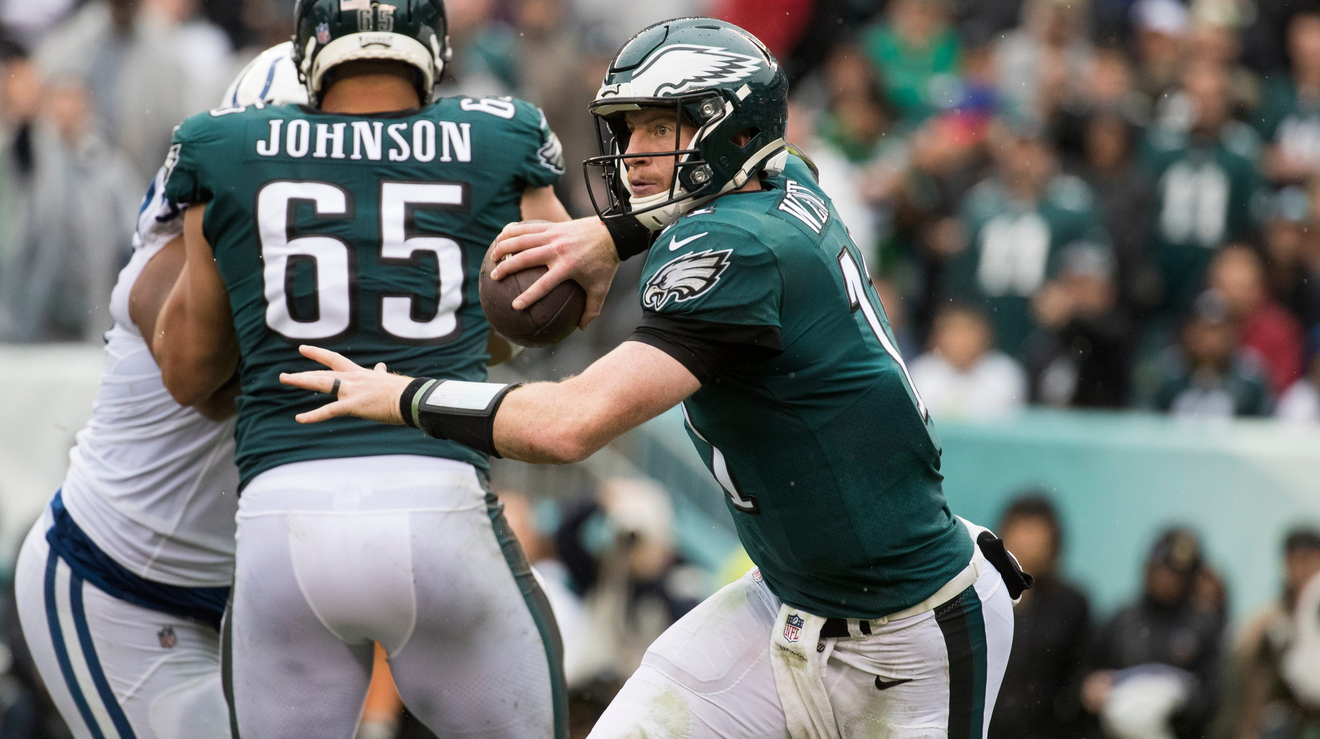 Alshon Jeffery could be returning as soon as next week, and Jay Ajayi and Darren Sproles will help make the Eagles offense whole again.