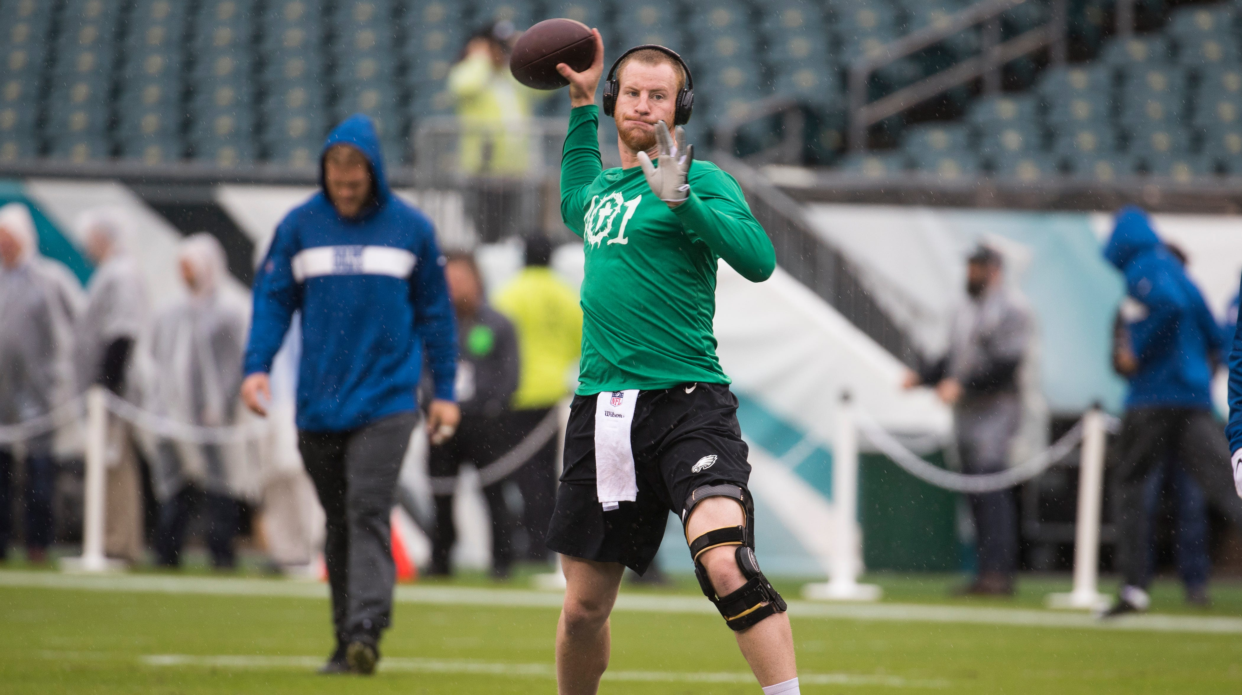 Several observations from the Eagles game against the Indianapolis Colts.
