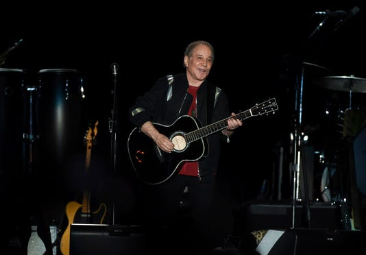 Ap Paul Simon Homeward Bound The Farewell Tour New York A Ent Usa Ny