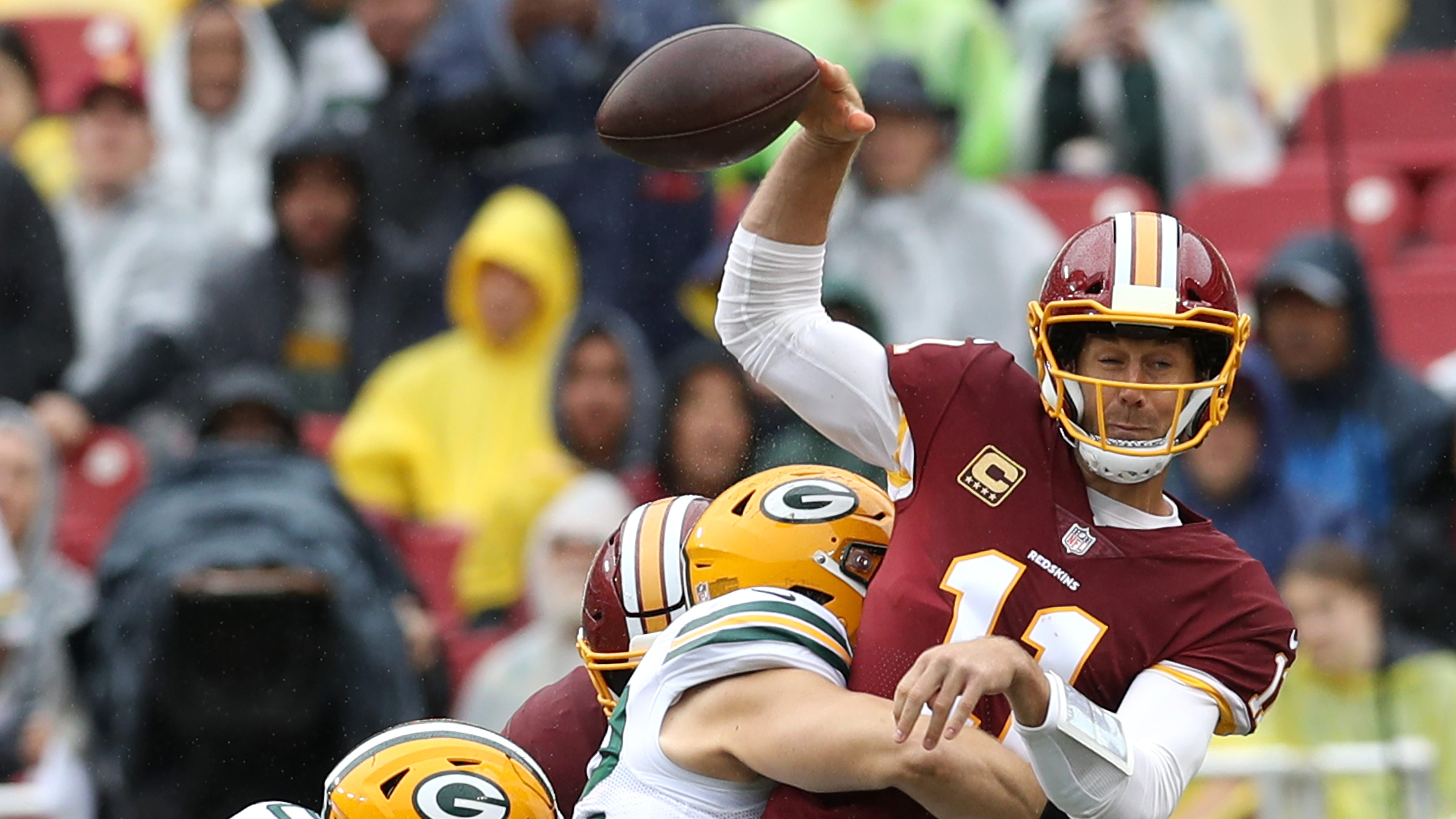 Clay Matthews on roughing-the-passer penalty: NFL is getting 'soft' thumbnail