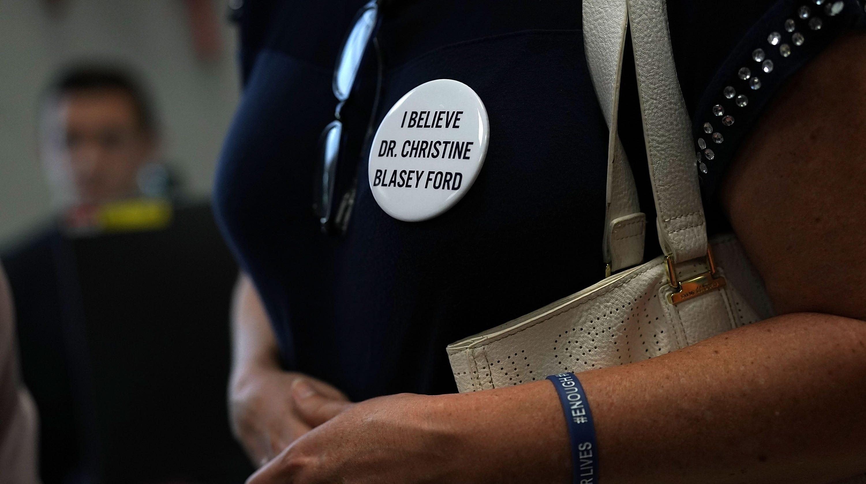 Christine Blasey Ford claims against Brett Kavanaugh cry ...