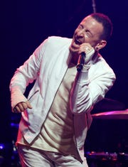Linkin Park singer Chester Bennington died from suicide in July 2017.