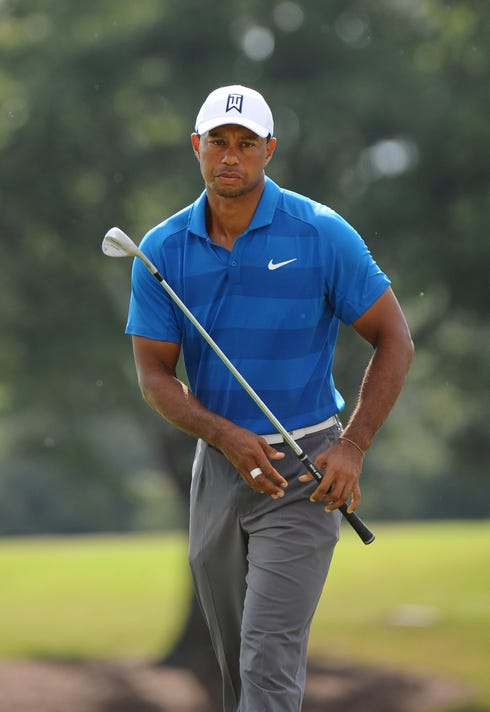 Usp Pga The Tour Championship Third Round S Glf Usa Ga