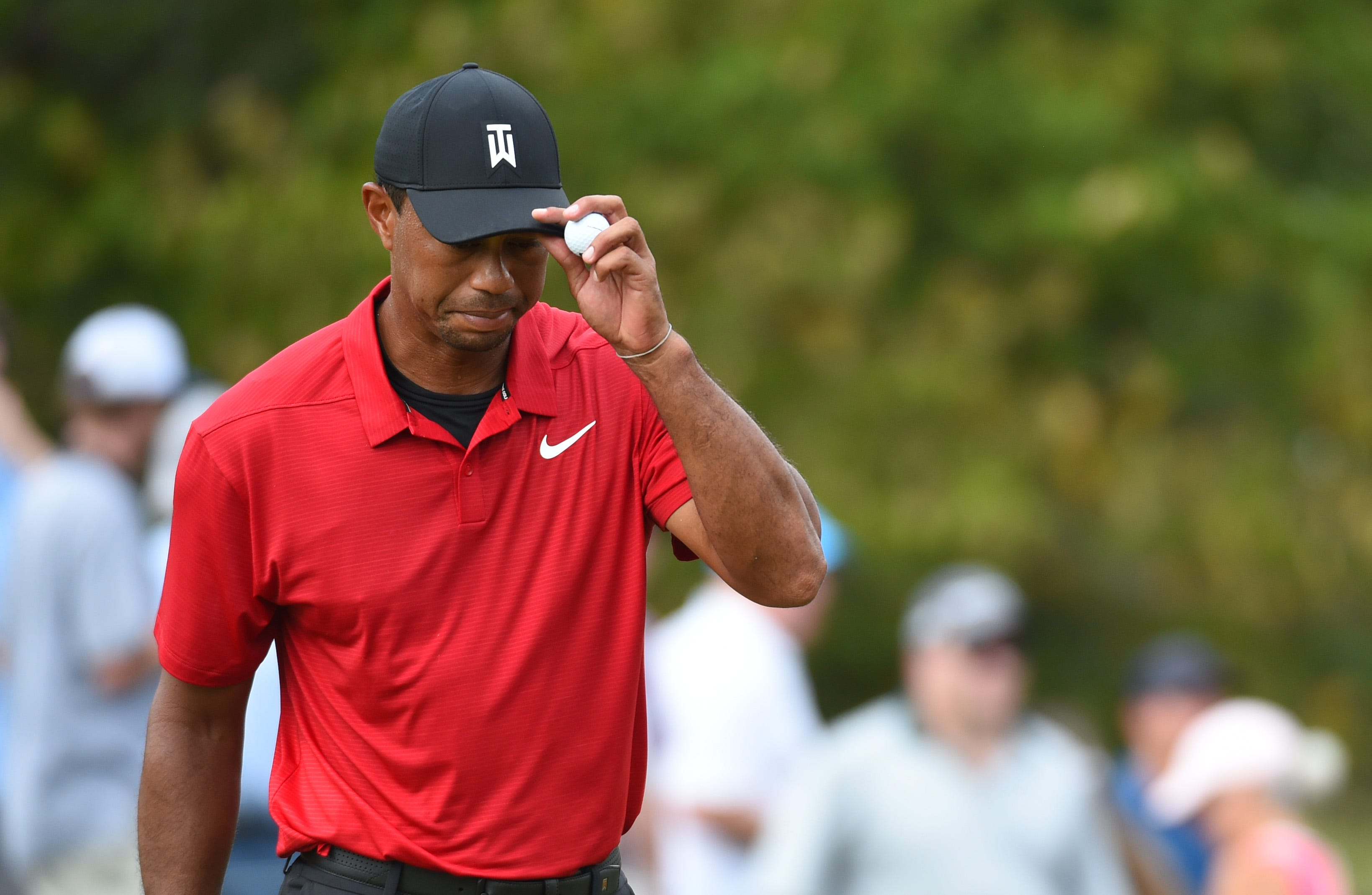 usatoday.com - Steve DiMeglio, USA TODAY - Tiger Woods wins Tour Championship by two shots, for his first victory in five years