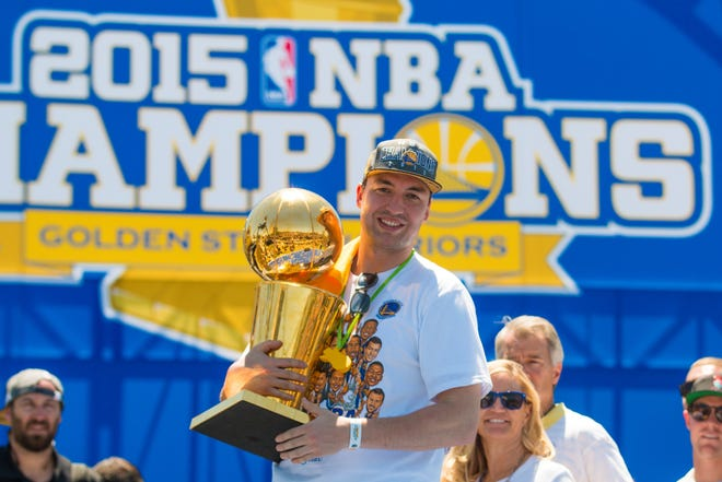 Chris DeMarco returns to the Golden State Warriors coaching staff this season as they prepare to chase another NBA title.