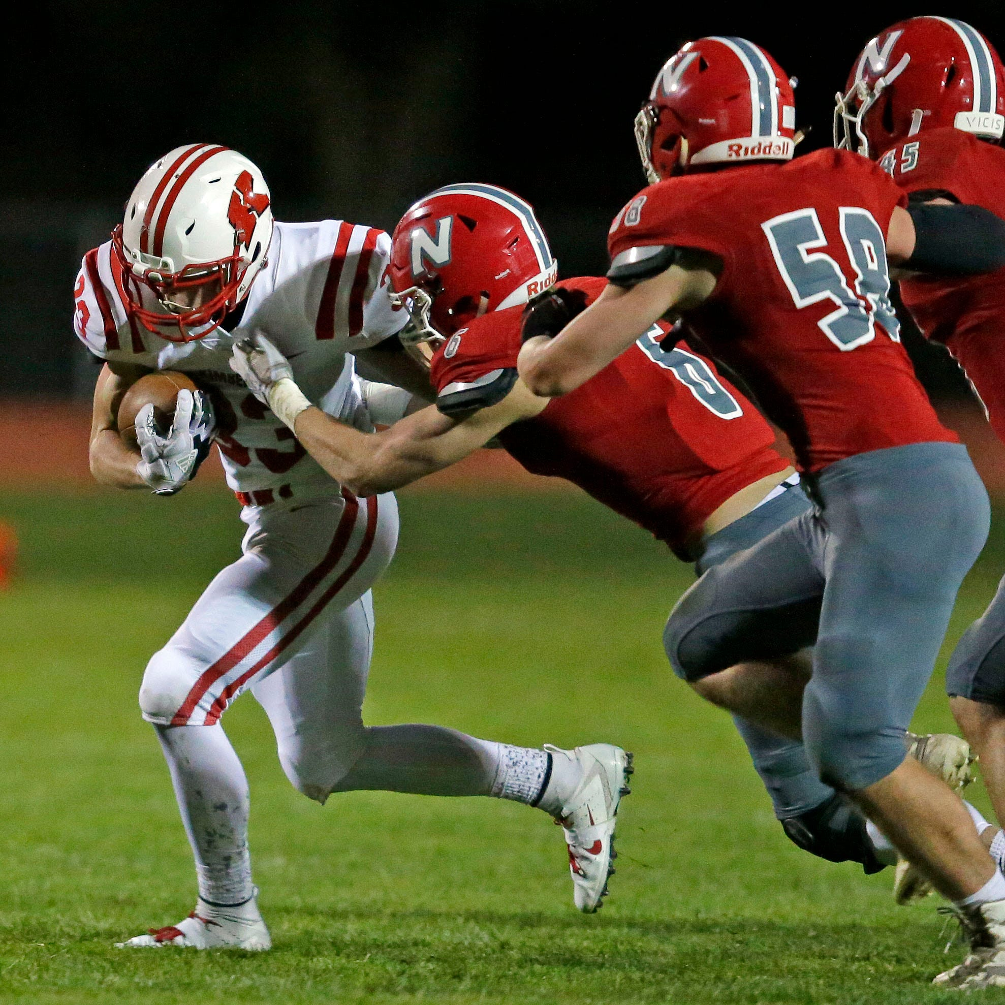 High school football: This week's AP state poll