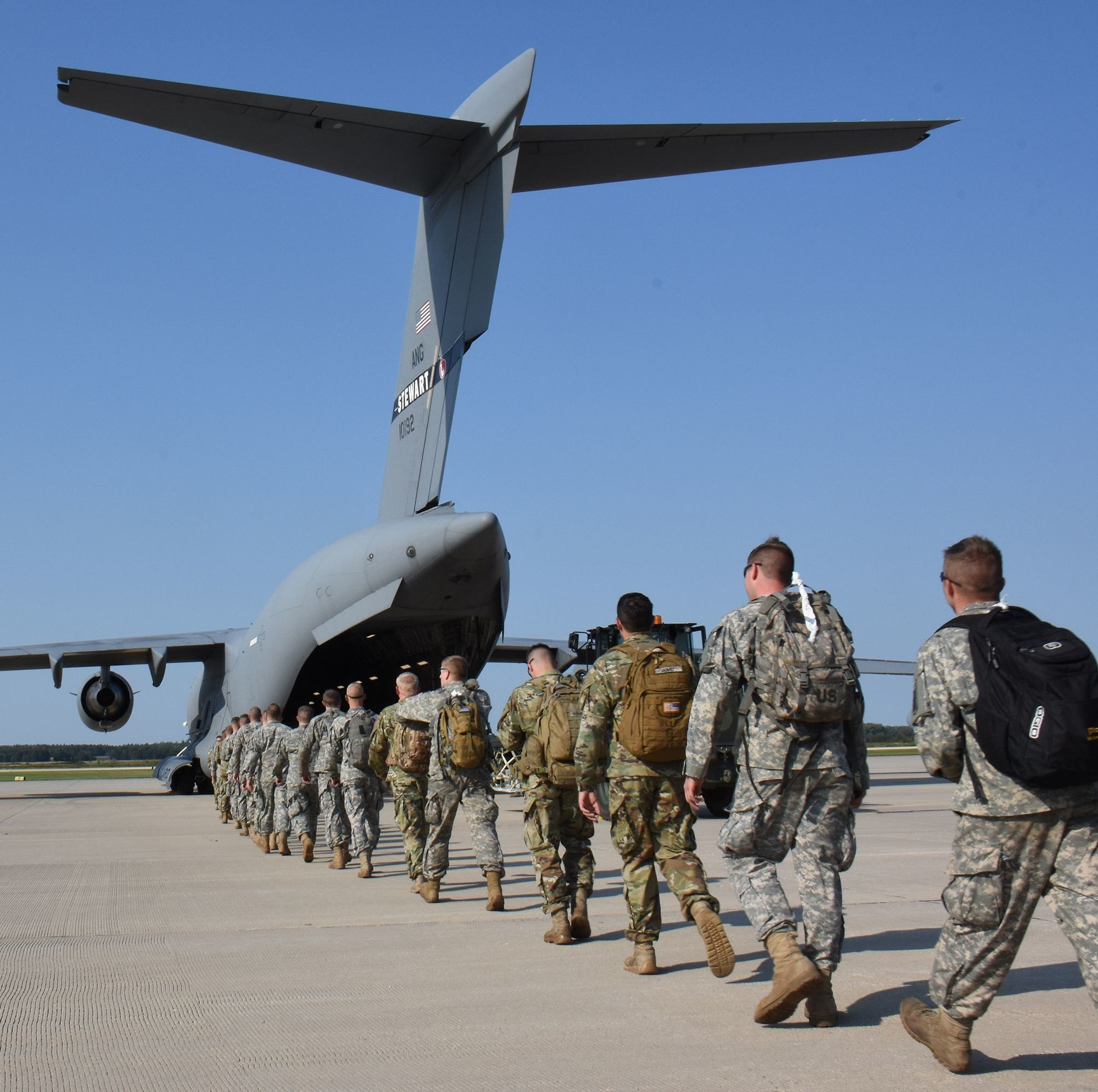 Appleton-based Wisconsin National Guard unit to deploy to Afghanistan
