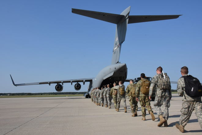 Wisconsin National Guard soldiers will deploy to Afghanistan this winter to aid in NATO-led Resolute Support mission to enhance security.