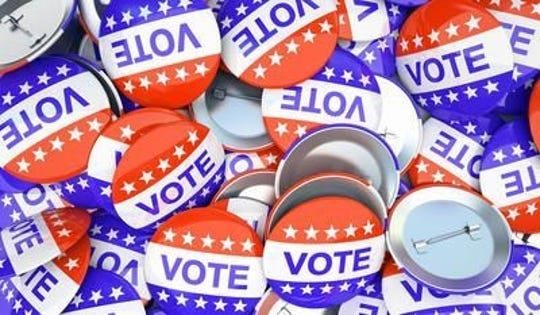 New Jersey's primary election is today. Polls are open from 6 a.m. to 8 p.m.