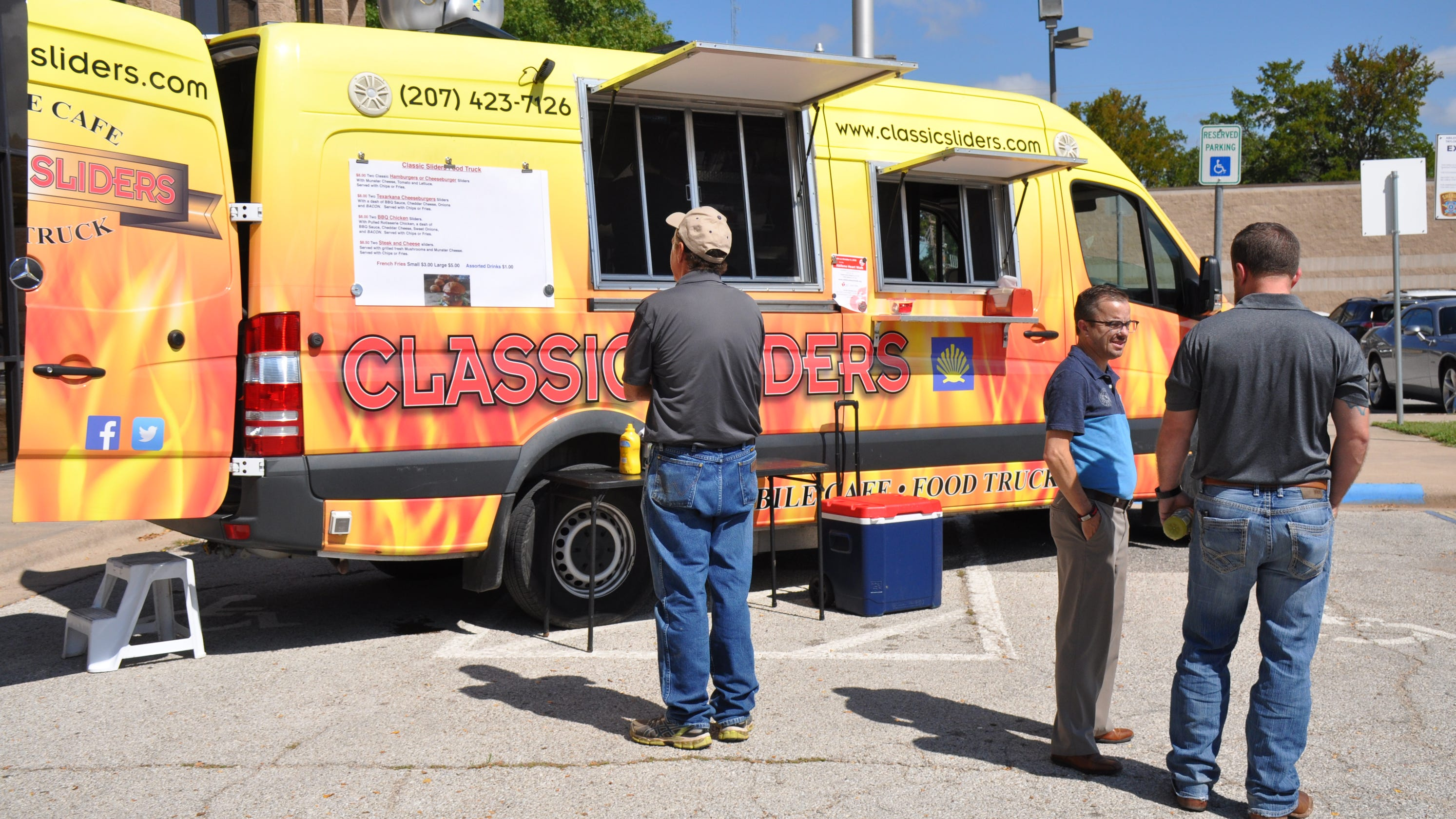 73df04bb9fe9e3 Variety of food planned for West Texas Food Truck Festival in Abilene