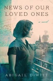 """""""News of Our Loved Ones"""" by Abigail DeWitt."""