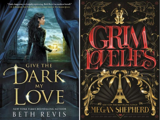 New works from Asheville's own YA literature stars.