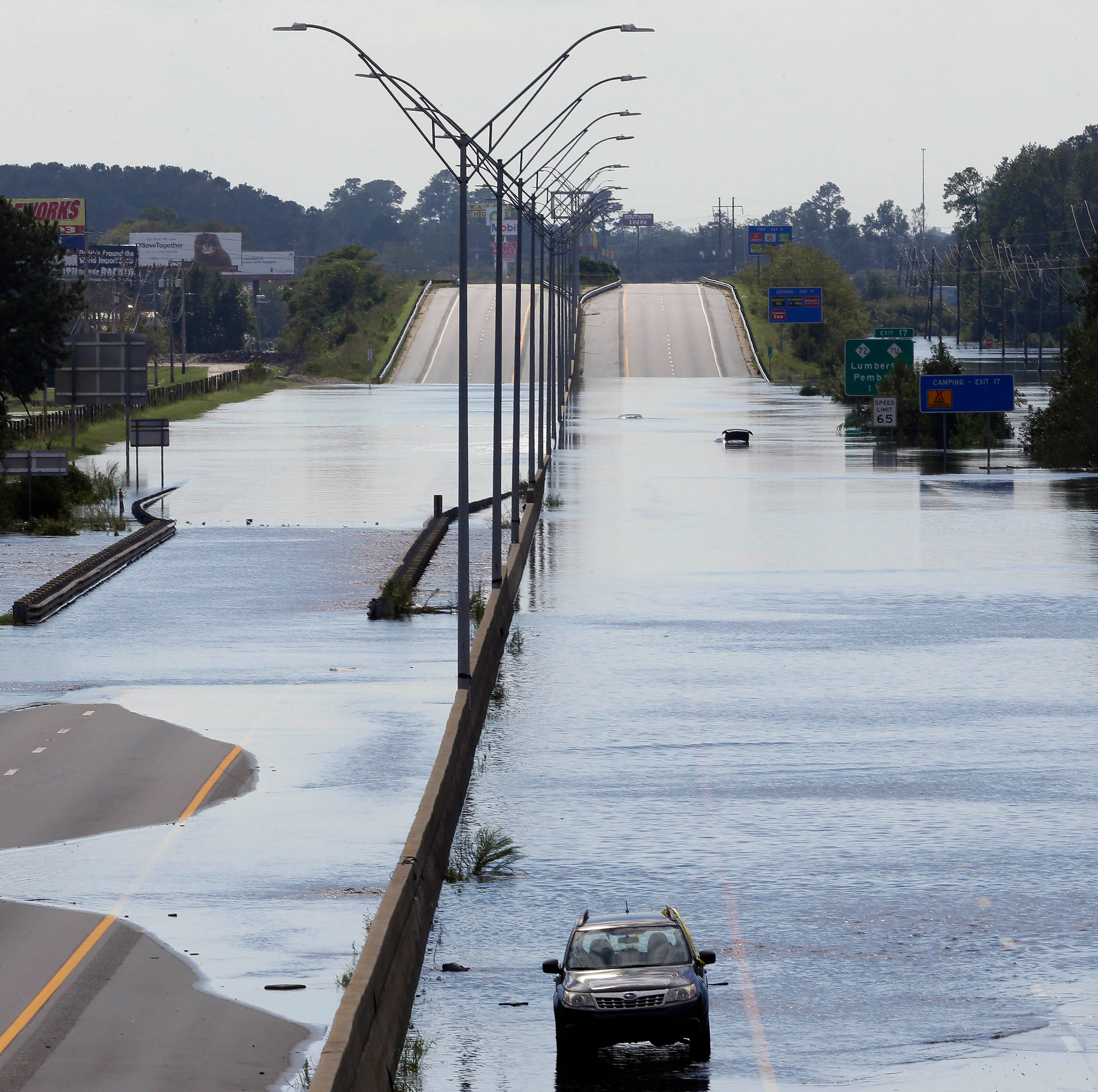 All of I-95 in NC is now open after flooding closures from Hurricane Florence