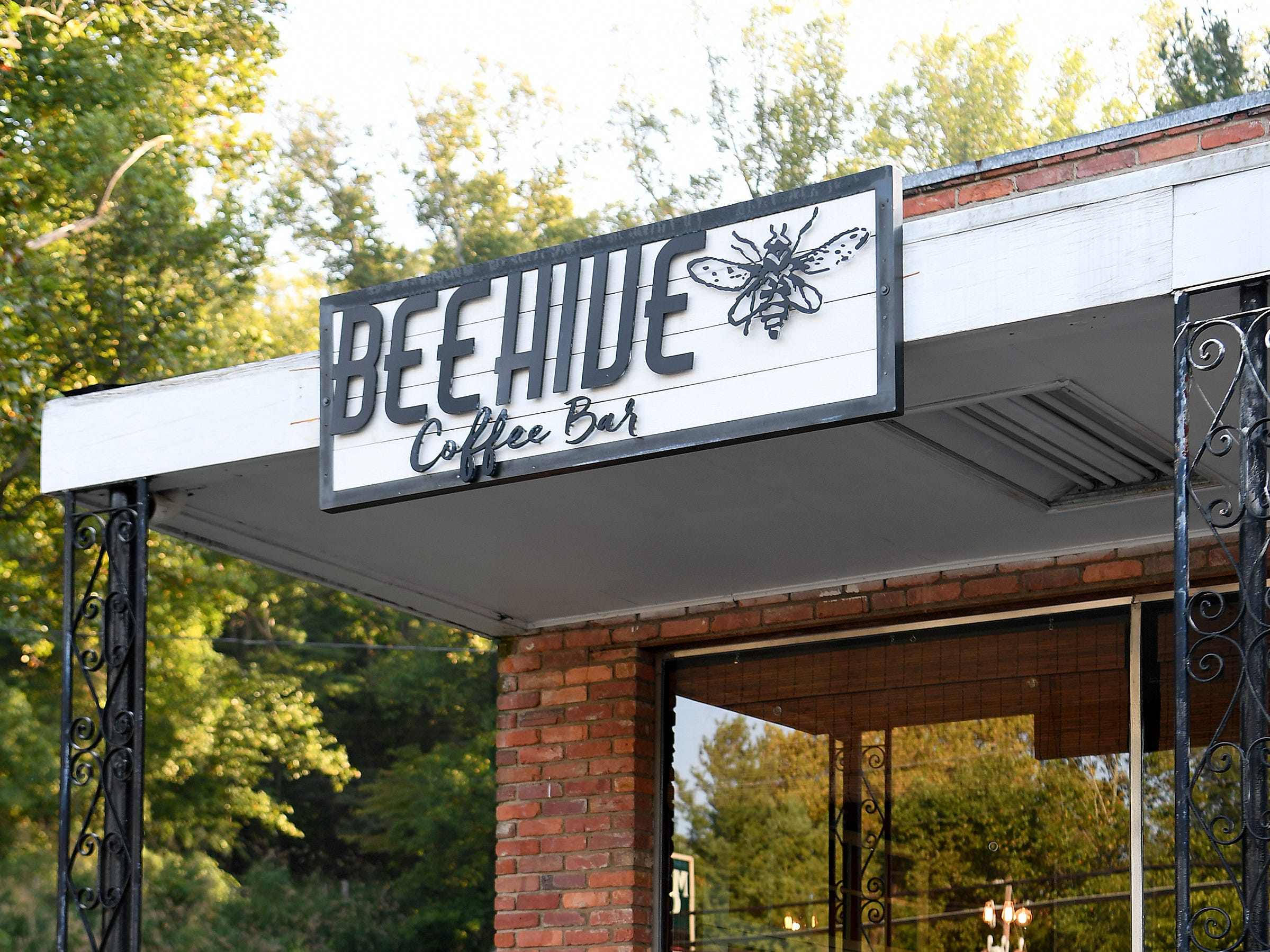 The Beehive Coffee Bar in Arden is open every day and serves up coffee, espresso drinks, teas and fresh, house-made baked goods.