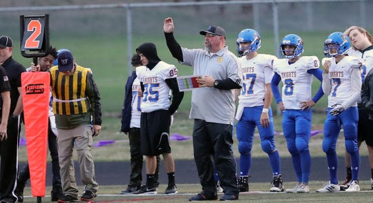 Bremerton football coach Paul Theriault said he'll spend the offseason reviewing the 2018 season by looking at game tape, examining the team's playbook and encouraging players to get in the weight room.