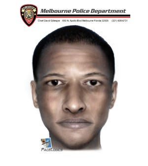 Melbourne police search for suspect in three indecent exposure incidents and one sexual battery.