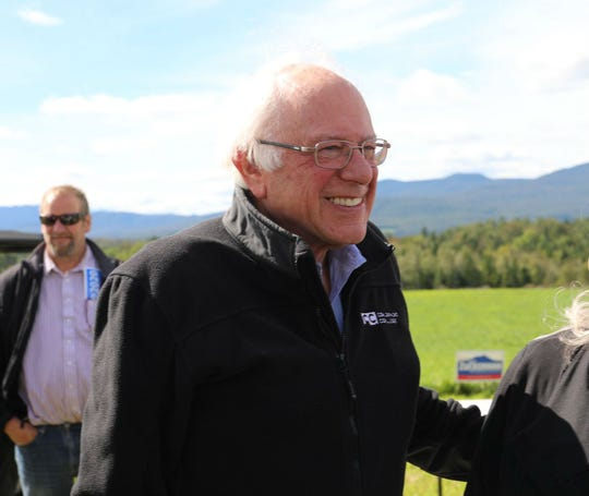 Candidate for U.S. Senate Name: Bernie Sanders Date of birth: September 8, 1941 Town of residence: Burlington, Vermont Party: Independent Occupation/Employer: United States Senator from Vermont Top issues: A progressive agenda that works for all of us by raising wages, protecting the environment, providing universal health care, and creating social and racial justice.