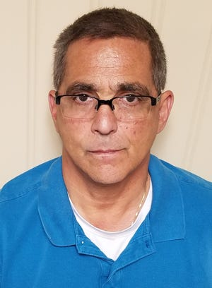 Alan J. Berman of Bordentown City is accused of posing online as a girl to get explicit photos from a boy.