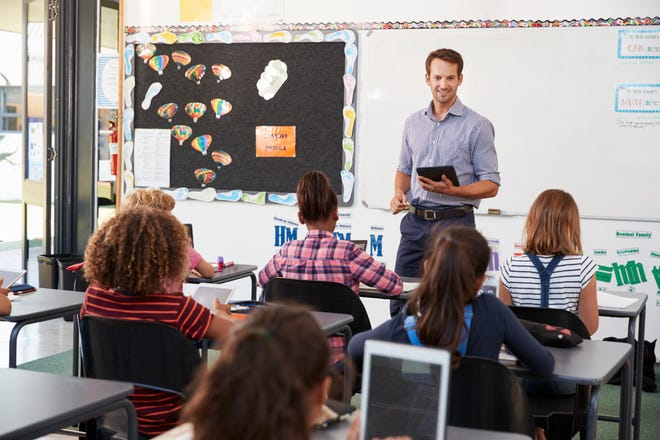 New Jersey offers a positive work environment for teachers, according to a report from personal finance website WalletHub.