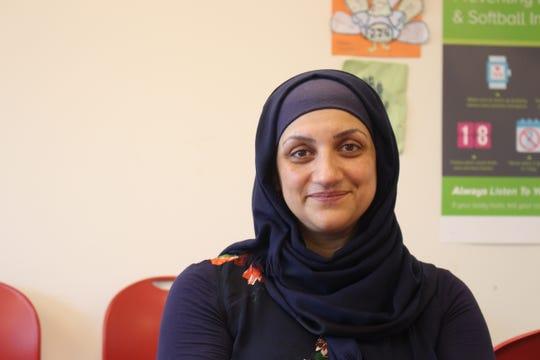 Amenah escaped wars in Iraq and Syria before settling with her sons in Cincinnati with guidance from Catholic Charities Southwestern Ohio.