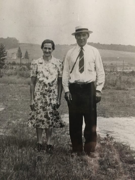 Anthony And Nellie Klimek