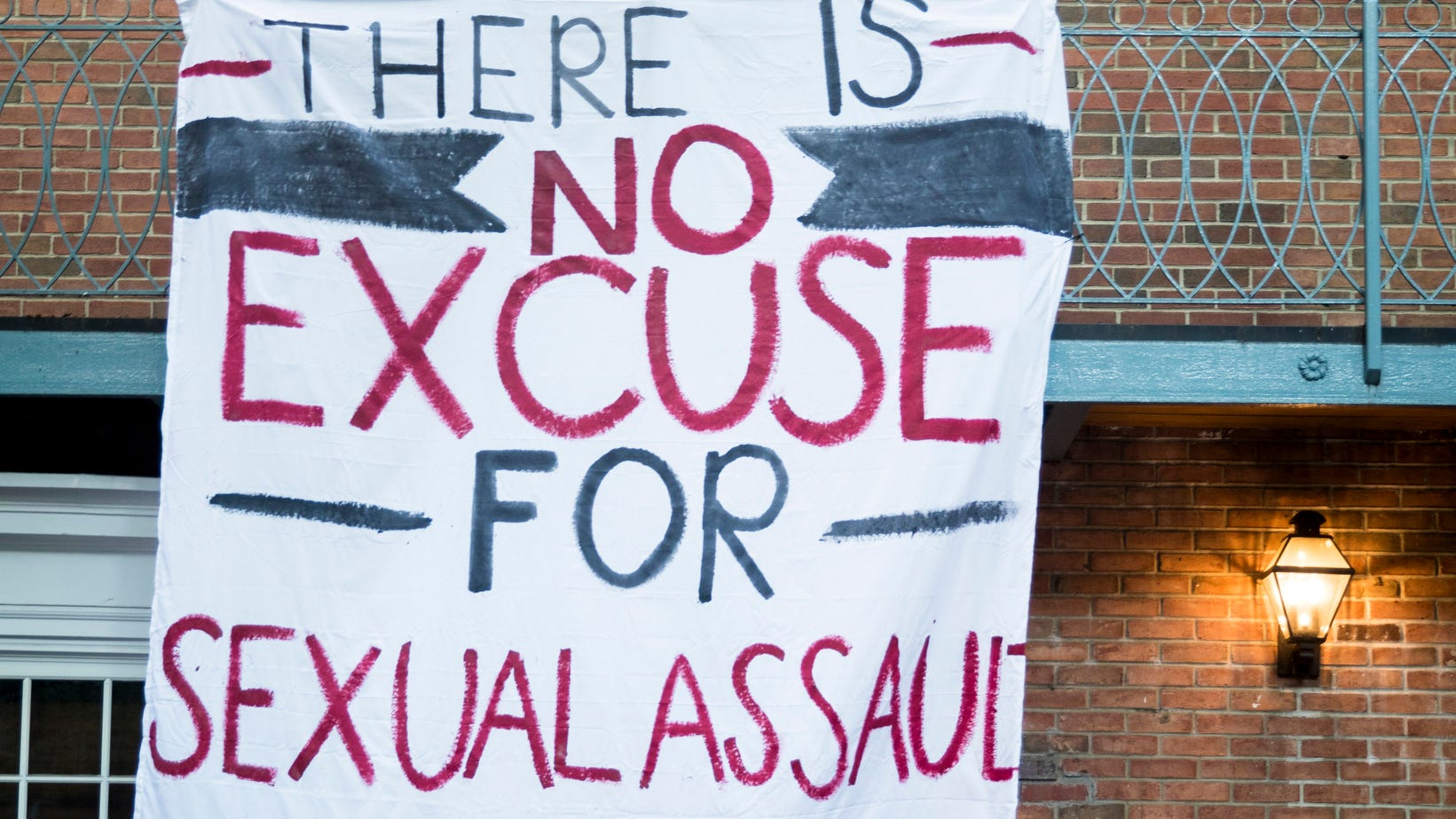 Four weeks. A dozen sexual assaults reported. And Ohio University students are 'fed up'