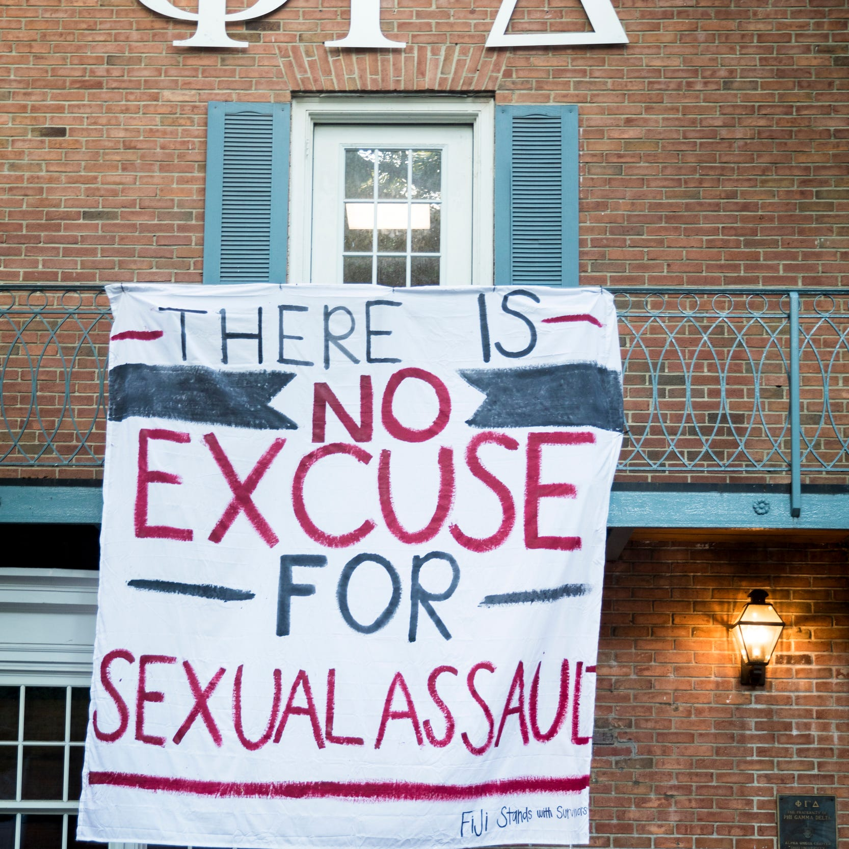 Four weeks. 12 sexual assaults reported. And Ohio University students are 'fed up'