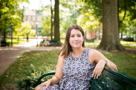 Ohio University student body president Maddie Sloat is working with her peers in student senate to keep the conversation about campus sexual on the agenda throughout the school year.