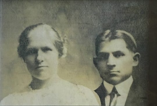 Leon and Catherine Suboleski circa 1920