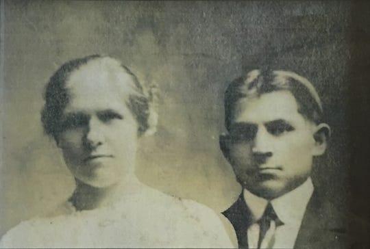 Leon and Catherine Suboleski circa 1920